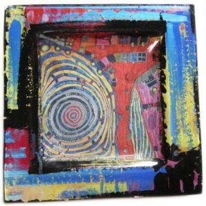 """Kit """"Hundertwasser 1"""""""