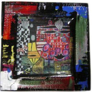 """Kit """"Hundertwasser 2"""""""