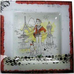 """Kit """"La Parisienne au Dalmatien"""""""