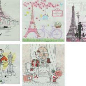 Serviettes Paris 2