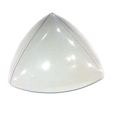 ravier transparent triangulaire gartavous