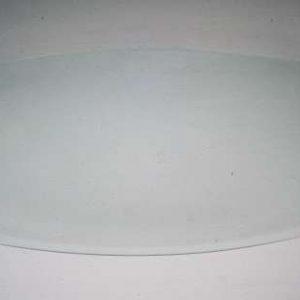 Plat en verre Bateau - 40 x 20 cm