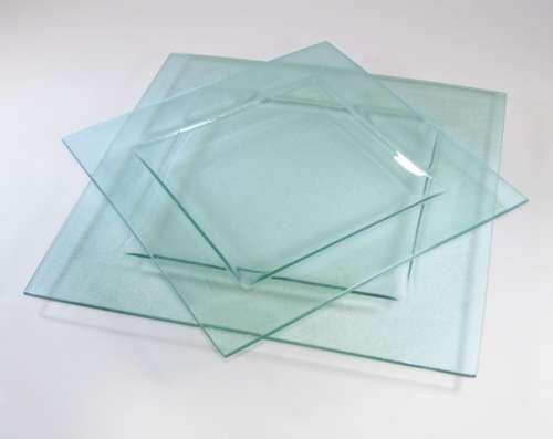 plat en verre 30 x 30 cm gartavous