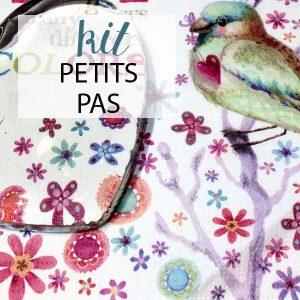 """Kit Petits Pas """"Bird and Love"""""""