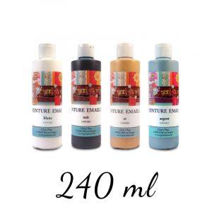 Peinture sur verre émaillée - 240 ml