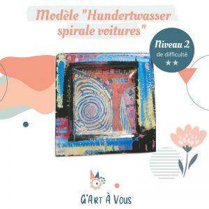 """Fiche Technique""""Hundertwasser 1"""" Niveau 2"""
