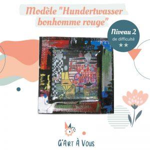 """Fiche Technique""""Hundertwasser 2"""" Niveau 2"""