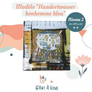 """Fiche Technique""""Hundertwasser 4"""" Niveau 2"""