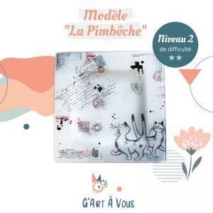 """Fiche Technique""""La Pimbêche"""" Niveau 2-3"""