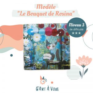 """Fiche Technique""""Le Bouquet de Rosina"""" Niveau 3"""