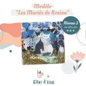 "Fiche Technique""Les Mariés de Rosina"" Niveau 3"