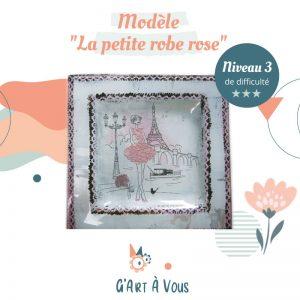 """Fiche Technique""""La Petit Robe Rose"""" - Niveau 2-3"""